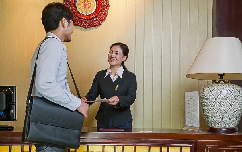 what does the word hospitality mean
